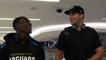 Blake Bortles & Marqise Lee -- Alligator Threats Are REAL In Florida!!