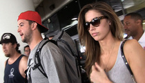A.J. McCarron & Katherine Webb -- THERE'S NO REALITY SHOW WEDDING!