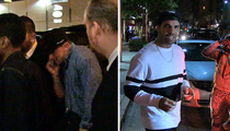 Johnny Manziel -- Hollywood Clubbin' with Drake ... And Hot Chicks