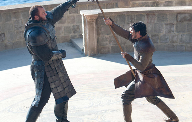 """Game of Thrones"" Recap: The Mountain and The Viper"