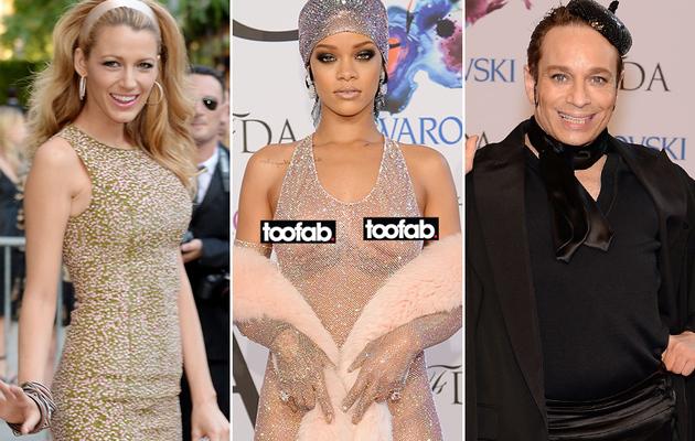 2014 CFDA Fashion Awards: The Olsens, Mango & More -- See the Pics!