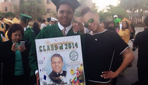 Notorious B.I.G.'s Son -- I'm a High School Graduate!