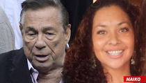 Donald Sterling Sued By Alleged Ex-Lover ... Sexual and Racist Allegations