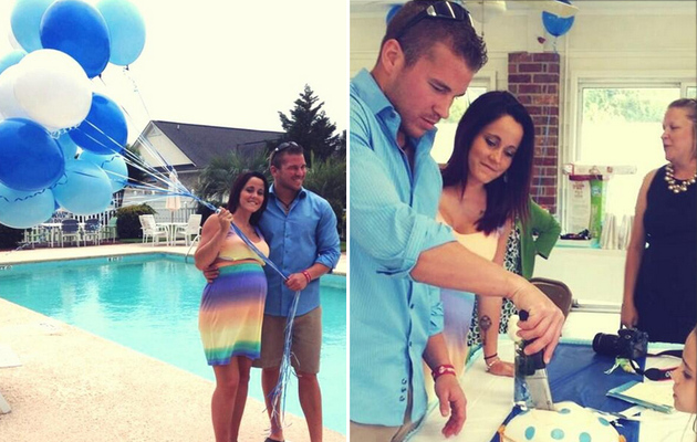 Jenelle Evans & Boyfriend Nathan Griffith Celebrate Baby Shower
