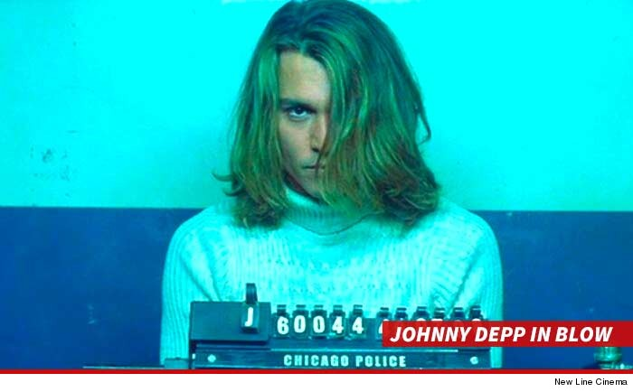 George Jung RELEASED From Prison -- Johnny Depp's 'Blow' Inspiration Out Early | TMZ.com