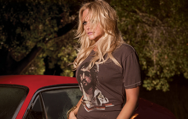 "Miranda Lambert Shows Off Her Sexy Side in ""Platinum"" Album Art"