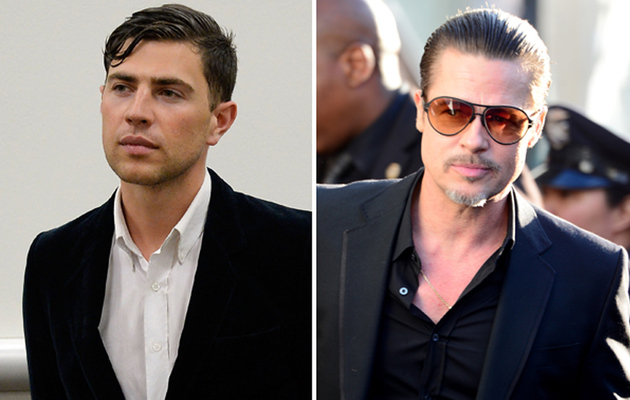 "Brad Pitt's Attacker Explains His Pranks: ""I Am a Different Guy"""