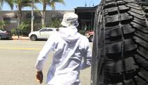 Usher -- Pleads the 5th On Justin Bieber's Racist Joke