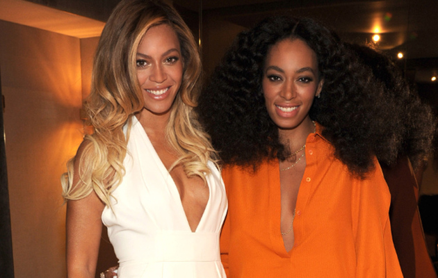 Beyoncé and Solange Make First Public Appearance Since Elevator Incident