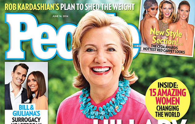 Hillary Clinton Opens Up About Monica Lewinsky's Essay, Hints At Run For President