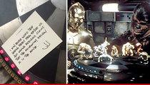 'Star Wars' Episode 7 -- J.J. Abrams Boosts Millennium Falcon Buzz