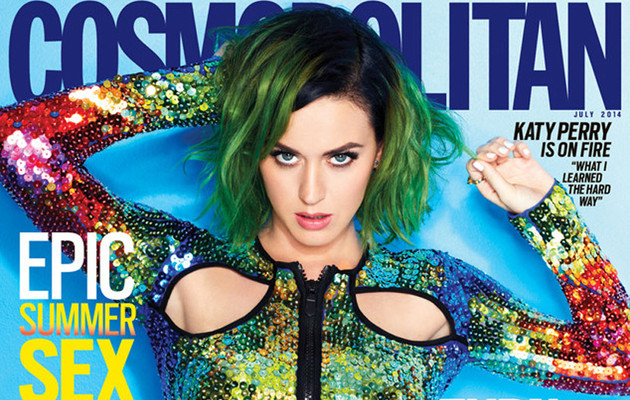 Katy Perry Opens Up About Russell Brand & John Mayer Splits