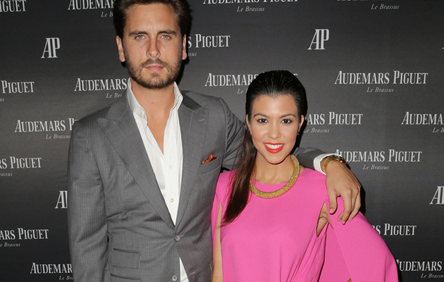 Report: Kourtney Kardashian is Pregnant, Expecting Third Child With Scott Disick
