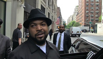 Ice Cube -- Derek Fisher's My 2nd Choice ... For Lakers Coach