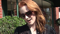 Evan Rachel Wood -- Sued for $30 Million for Bailing on Film