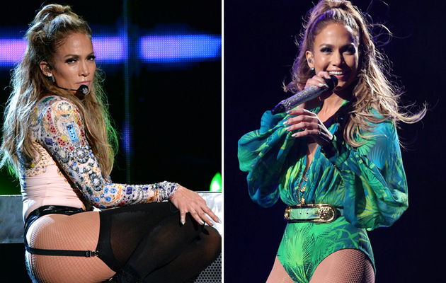 Jennifer Lopez Returns To The Bronx, Khloe & French Montana Attend the Show!