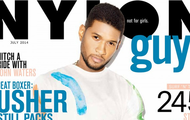 Usher Weighs In on Justin Bieber's Bad Behavior