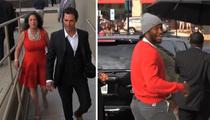 Robert Griffin III -- REDSKINS MOVIE NIGHT ... With Matt McConaughey