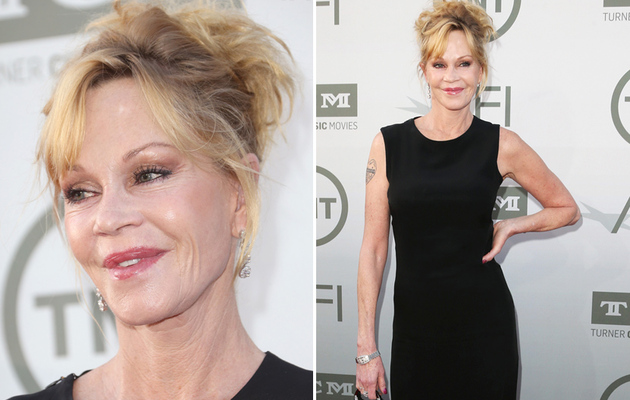 Melanie Griffith Attends AFI Ceremony Amid Antonio Banderas Divorce News