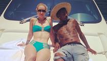 Nick Young & Iggy Azalea -- Bikinis, Yachts & Jean Shorts