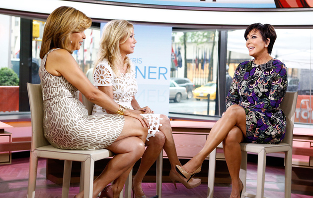 Kris Jenner Talks Kimye Wedding, Rob Kardashian and More!