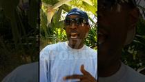 Ex-NBA Star Joe Smith -- CALLS OUT BIEBER ... In New Street Rap