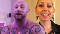 Transsexual Porn Star Buck Angel's Wife -- He Can't Be My Hubby ... He Doesn't Have a Penis