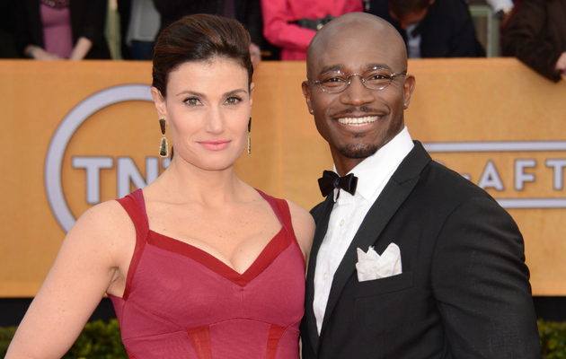 Taye Diggs Opens Up About Idina Menzel Split