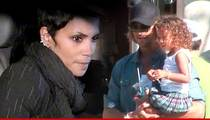 Halle Berry -- Socked with Huge Child Support Payment