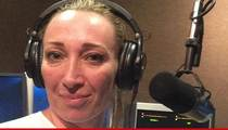 Amy Van Dyken -- INTENSIVE CARE ... After Olympic Swimmer in ATV Crash