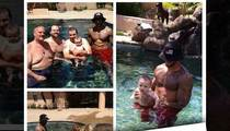 Colin Kaepernick -- How'd I Celebrate My $126 Mil Contract ... POOL PARTY!!