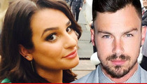 Lea Michele's New Boyfriend Is A Former GIGOLO