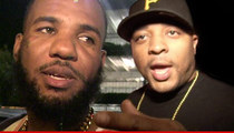 The Game -- 40 Glocc Beating Was Self-Defense ... Plus He's Sooo NOT Famous
