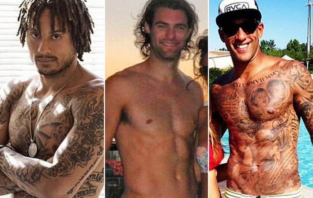 2014 FIFA World Cup Brazil: See Team USA's Sexiest Shots!
