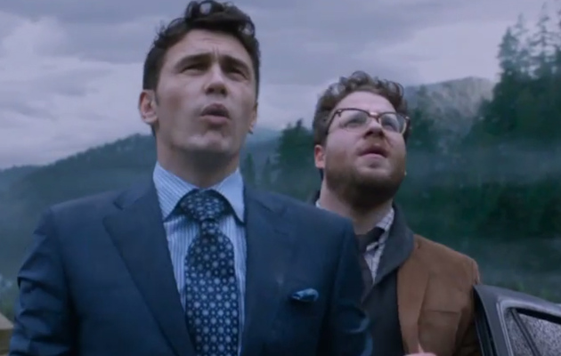 James Franco & Seth Rogen Plot To Kill North Korea's Kim Jong-Un in New Movie