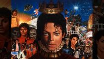 Michael Jackson -- Fan Sues Estate ... I Don't Hear Enough MJ on His Disc