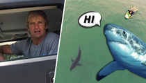 Laird Hamilton -- Go Ahead, Swim with Sharks ... But How's Your Jab? (Just in Case)