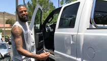 Tyson Chandler -- MY TRUCK IS A BEAST!!!