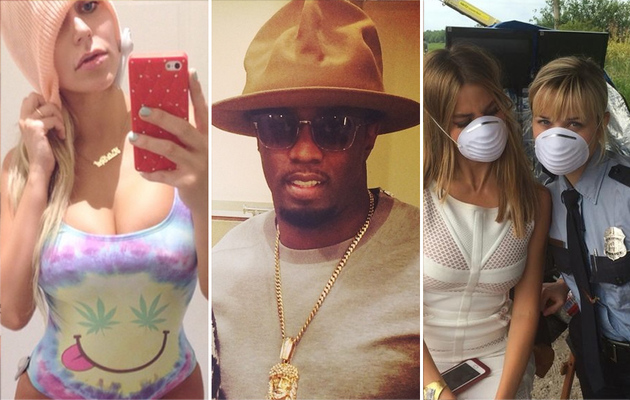 This Week's Best Celebrity TwitPics!