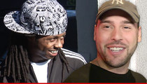 Lil Wayne -- Squashes Beef with Justin Bieber's Manager