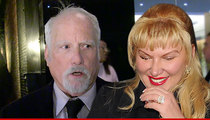 Richard Dreyfuss' Wife -- Arrested for DUI and Hit & Run