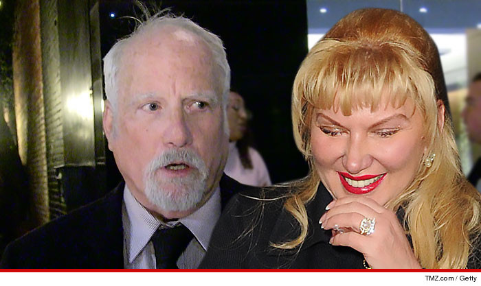 Richard Dreyfuss' Wife's DUI Arrest -- BUSTED For Drunk ...
