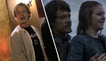'Game of Thrones' Star Alfie Allen -- Whew! Thank God My Sister Didn't Play My Sister