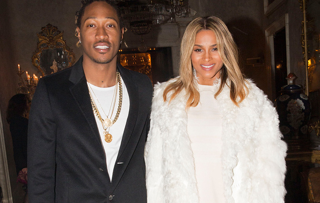 Ciara Shares First Photo of Baby Future on Father's Day