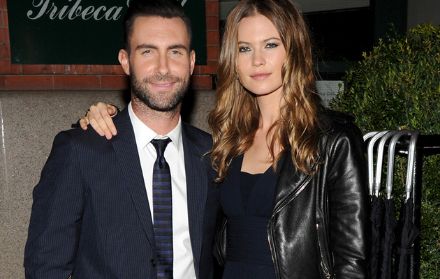 "Adam Levine: Asking Fiancee's Dad for Blessing Was ""Nerve-Racking"""