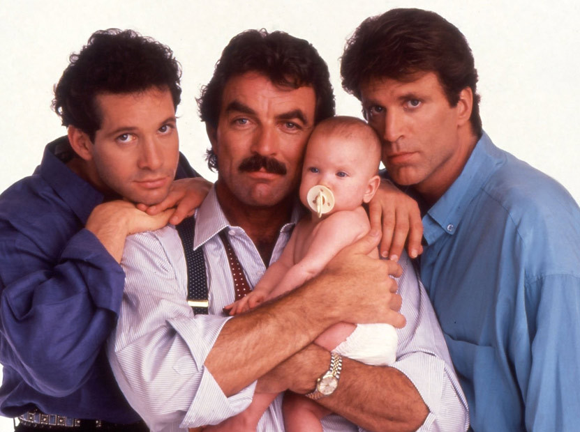 Three Men And A Baby Cast Check Out Mary Now