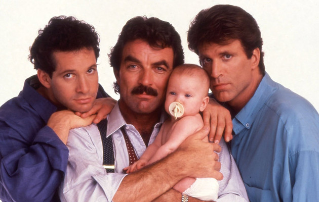 """Three Men and a Baby"" Cast -- Check Out Baby Mary Now"