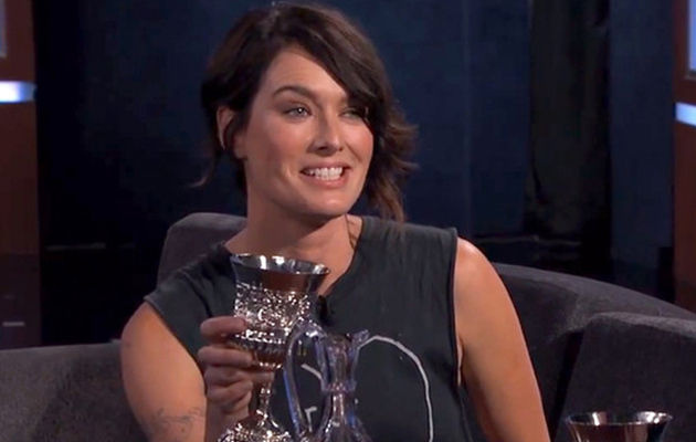 "Watch Lena Headey's Drunken ""Game of Thrones"" Insult War with Jimmy Kimmel"
