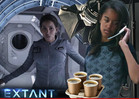 Malia Obama -- Forced to Fetch Coffee on Halle Berry's Show ... Welcome to Hollywood!!