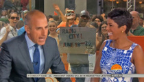 Dave Chappelle: 'Today' Show Crasher (VIDEO)